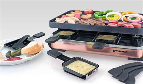 Raclette Grill Ideas by Swissmar Products Swissmar Raclettee Grills