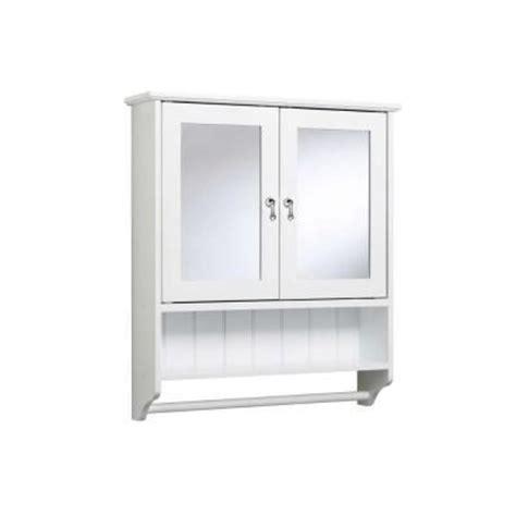 croydex 24 7 8 in ribble door cabinet with towel