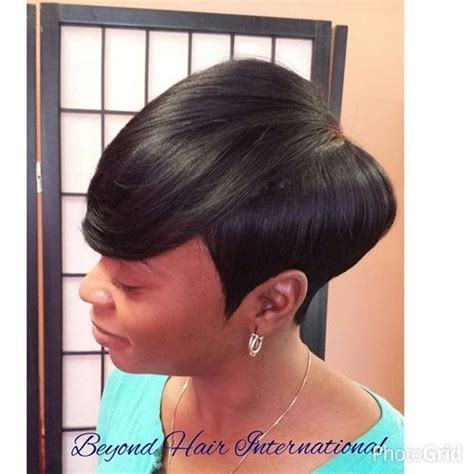 african american hairstyles who has hair on 1side short on other 50 most captivating african american short hairstyles and