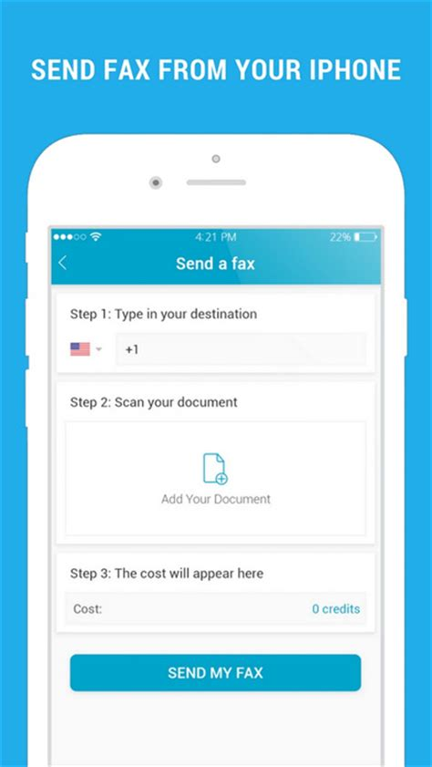 fax apps for android fax send fax for iphone or fax app apprecs