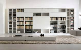 Modern Bookshelves Design Cool Home Interior Book Storage Within Cool Library Room