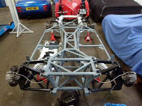Tvr Chimaera Chassis Tvr Griffith Restoration Mat Smith Sports Cars Mat