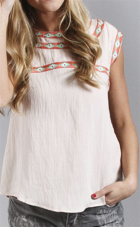 Embroider Blouse Ml 00131 thml venture abroad embroidered blouse shopriffraff
