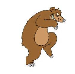 Download image animated cartoon bear pc android iphone and ipad