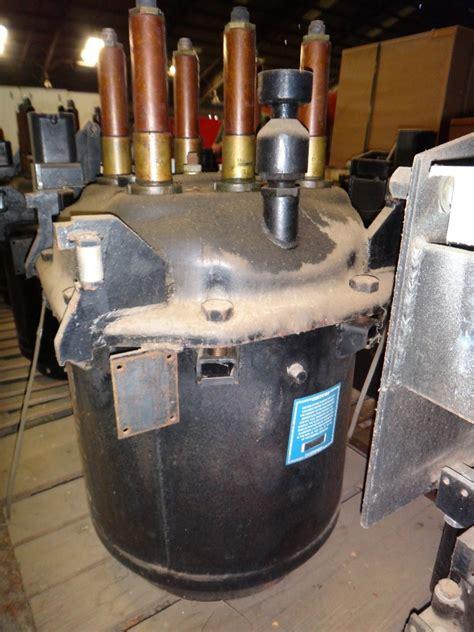 westinghouse    amp  oil circuit break transamerican equipment company