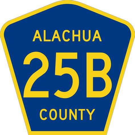 Alachua County Search File Alachua County 25b Svg
