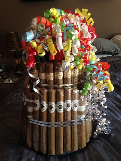 cigar cake ideas  pinterest cigar box cake