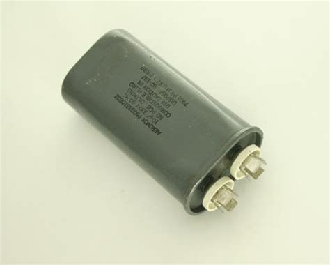 aerovox capacitor p50g3310e02 aerovox capacitor 10uf 330v application motor run 2020006001