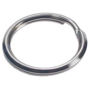 Key Ring The Hillman 701285 2 Pack 3 4 In Split Key Rings