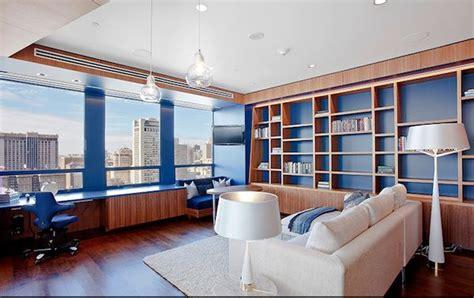 Stylish San Francisco Ritz-Carlton Penthouse Could Be ... Fancy Office