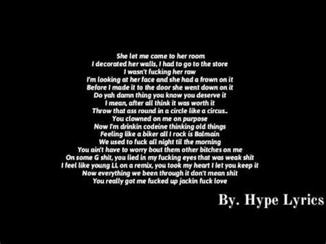 k lyrics a boogie f k lyrics
