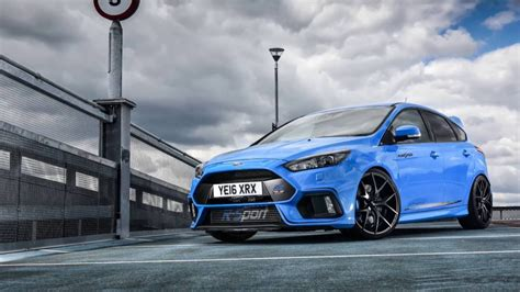 Tuned Focus Rs by Ford Focus Rs Mk3 Custom Tuned By Pumaspeed