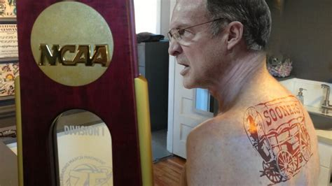 would lon kruger get a tattoo if oklahoma wins the ncaa