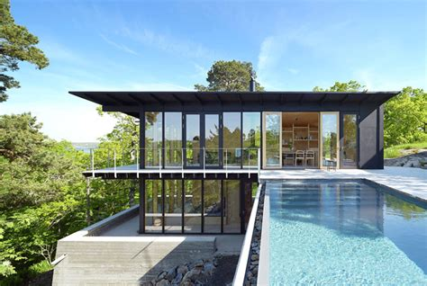 weekender house two storey weekend house with panoramic view interiorzine