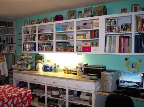 scrapbook room ideas through crafts craft room