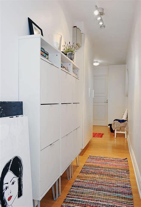 Hallway Storage | 63 clever hallway storage ideas digsdigs