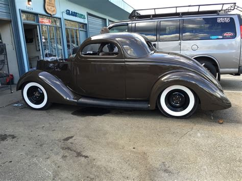 36 ford coupe brian holden 36 ford coupe custom car chroniclecustom