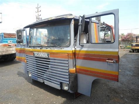 Scania Truck Cabin scania scania cabin 141 tractor unit from greece for sale