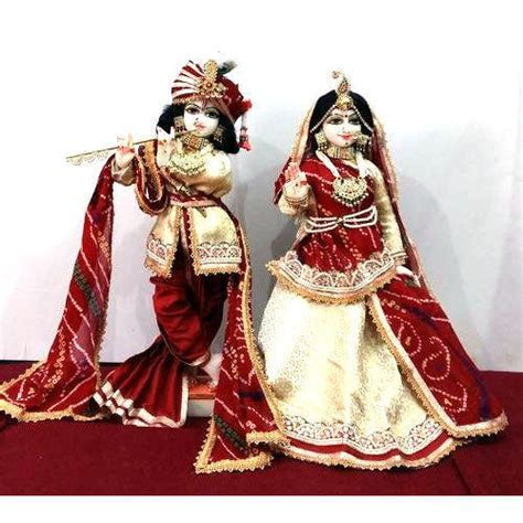 Radha Krishna Dress at Rs 4500 /piece   God Dresses   Kala