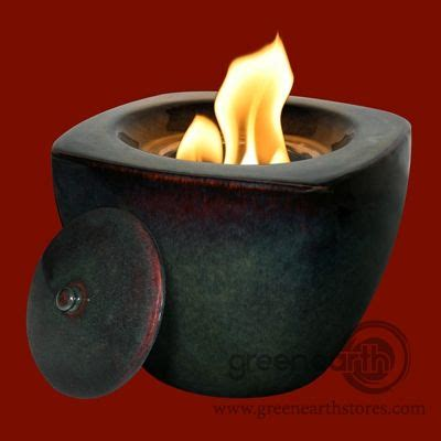1000 images about green earth fire pots on pinterest