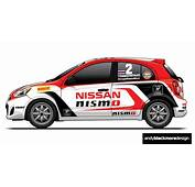Car Illustrations For Nissan NISMO 2016 Programme Launch