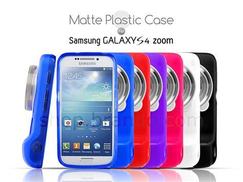 Box Samsung Galaxy S4 Zoom samsung galaxy s4 zoom matte plastic