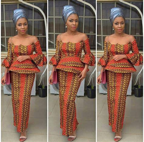 bella naija 2015 ankara skirt and blouse styles look at these fabulous ankara styles african dress