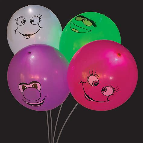 illooms 174 led balloons happy light up balloons