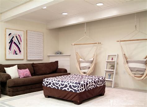 diy basement ceiling ideas remodelaholic diy beadboard ceiling to replace a