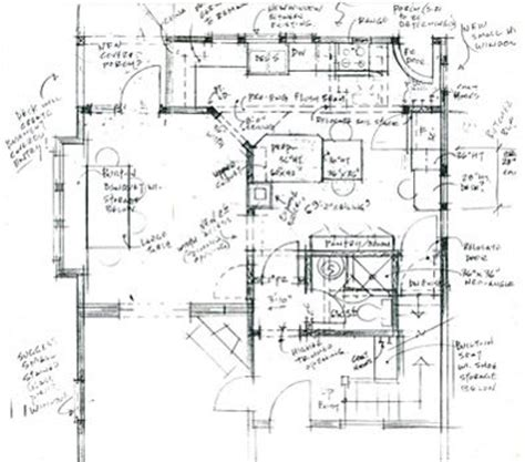 sketch house plans sketching plans pricing for katahdin cedar log homes