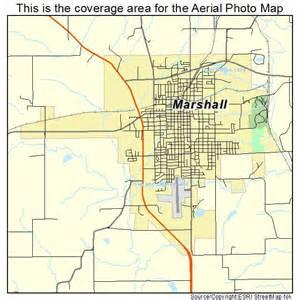 map marshall marshall mo