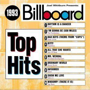 best of 1992 billboard top hits 1993