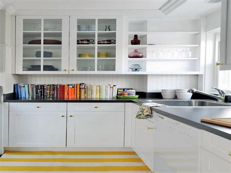 open cabinet kitchen ideas open kitchen shelving