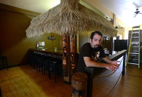 Tiki Hut Chicago Tiki Tap House Opens On Tower Avenue Today News