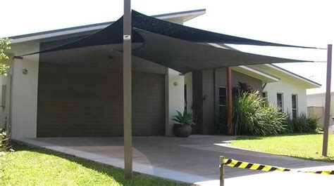 Shade Cloth Carports by Shade Sails For Carport Covers Everything You Need To