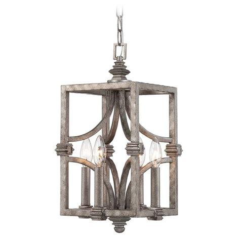 savoy house aged steel mini pendant light 3 4302 4 242 destination lighting