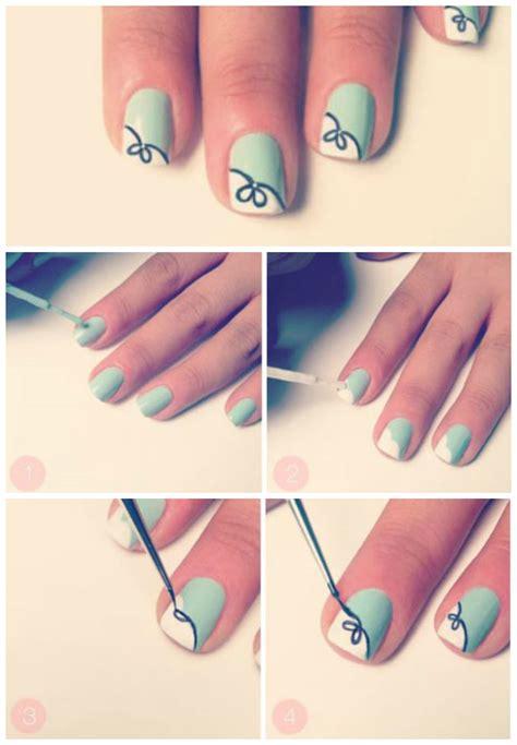 tutorial nail art italiano 5 tutorial nail art con unghie corte lei trendy