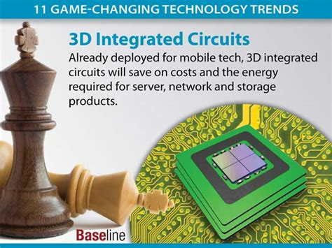 what are 3d integrated circuits 11 changing technology trends