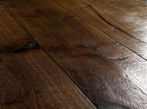 How To Protect Hardwood Floors reclaimed french oak beams turned into flooring french