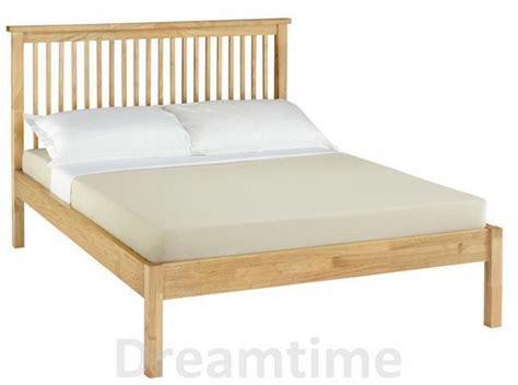 Bed Frames Atlanta Bentley Designs Atlanta Light Wood Bedframe Low Foot End