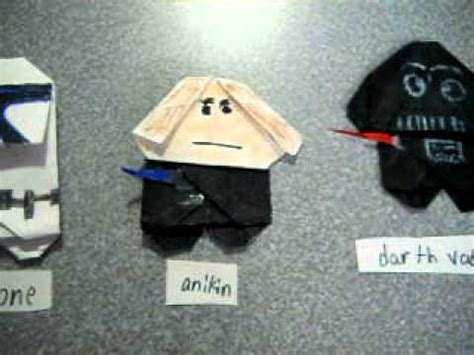How To Make Paper Wars - origami wars