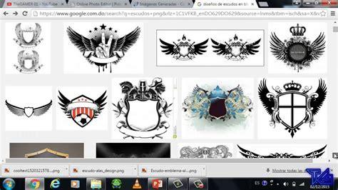 crear imagenes jpg online tutorial para crear un logo para tu canal de youtube 2015