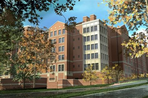 Unc Housing by New Housing For Unc Mackey Mitchell Architects