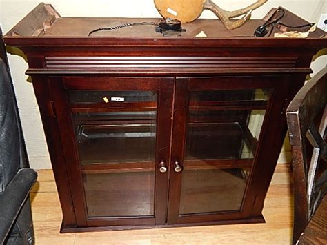 light wood curio cabinets cherry wood curio cabinet lights as is