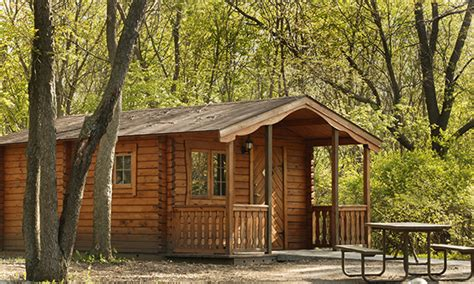 Cabins In Il by Parks