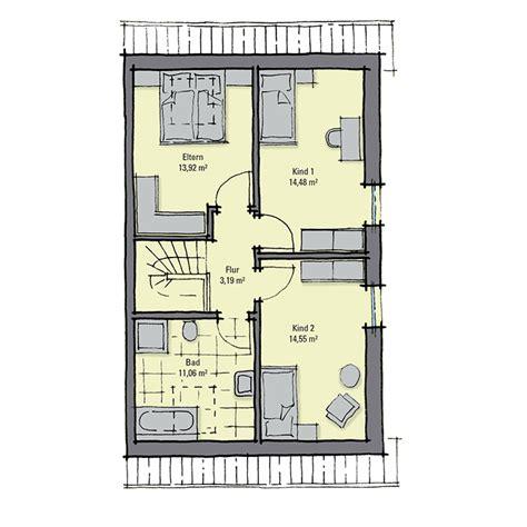 Grundriss Doppelhaus Ebenerdig by Fertighaus Doppelhaus Mit Zwei Wohnungen Gussek Haus