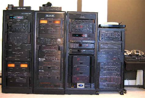 sae scientific audio electronics