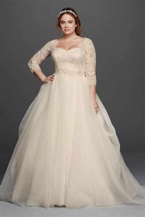 Wedding Dresses Size 28 by Plus Size Wedding Dresses With Sleeves 28 Fashion Best