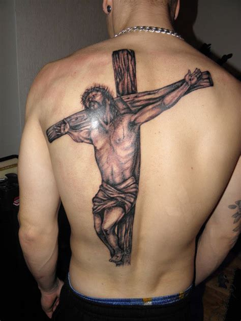 cross tattoo for guys 25 peaceful christian tattoos for creativefan