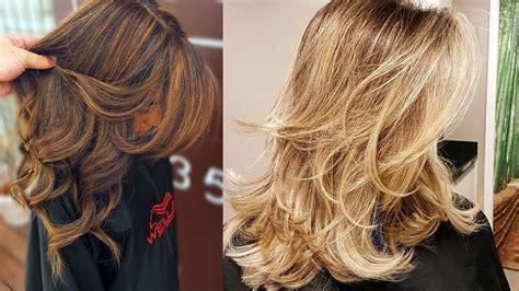 cortes de cabello largos modernos youtube cortes de pelo modernos para jovenes mujeres largo 2018